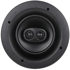 "VISTA ACOUSTICS 6"" SINGLE STEREO SPEAKER DUAL GRILL V6CMGSST"