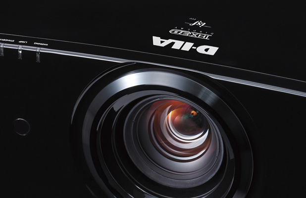 JVC 4K e-shift5 D-ILA Projectors Now Available