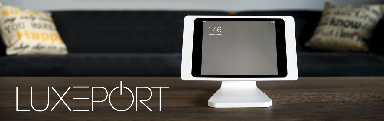 The All New LuxePort from iPORT