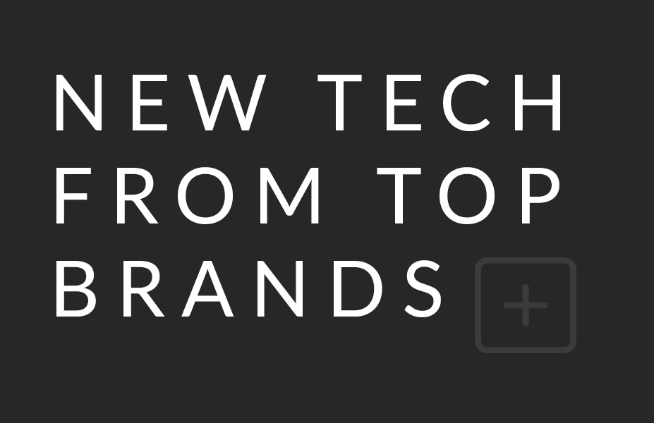 New Tech at Trends