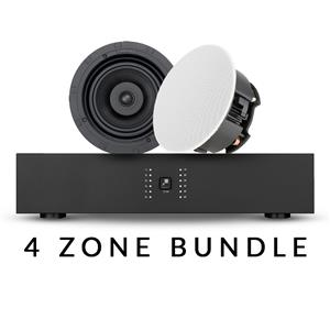 SONANCE VP62R & SONAMP1250 4 ZONE BUNDLE 4ZVP62R50W