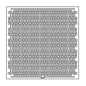 "TRUFIG HVAC GRILLE 13X13"" T PATTERN 50436"