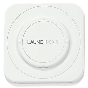 IPORT LAUNCHPORT WALL STATION WHITE 70142