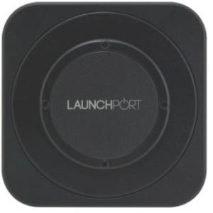 IPORT LAUNCHPORT WALL STATION BLACK 70170