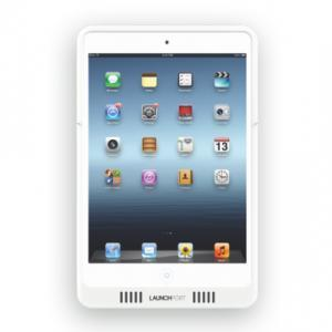 IPORT LAUNCHPORT WHITE IPAD MIN4 AM.2 SLEEVE 70305