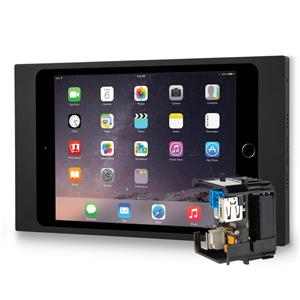 "SURFACEMOUNT BEZEL WITH SPLITTER IPAD 10.5"" BLACK 70900"