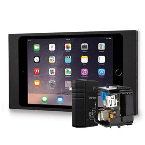 SURFACEMOUNT BEZEL WITH SPLIT/INJECTOR IPAD 10.5 BLACK 70901