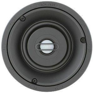 "SONANCE VISUAL PERFORMANCE 4"" ROUND SPEAKERS VP48R 93011"