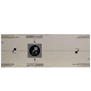 "SONANCE AS BPS6TL 5/8"" ROUND MOUNTING PLATFORM 93364"
