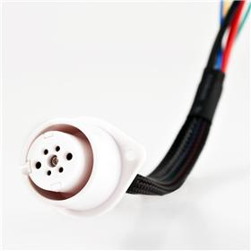 WETSOUNDS 6 PIN CONNECTOR FOR SPKR&LED LIGHTING ADPTC3S6PIN