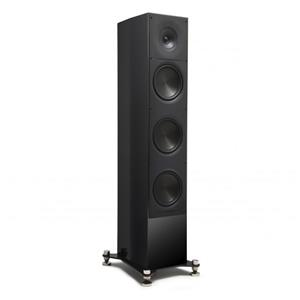 "ELAC ADANTE 6.5"" FLOOR STANDING SPKR BLACK HIGH GLOSS AF61GB"