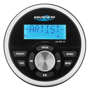 AQUATIC AV MARINE WIRED REMOTE CONTROL AQWR5F