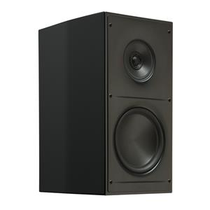 "ELAC ADANTE 6.5"" STAND MOUNT SPEAKER BLACK HIGH GLOSS AS61GB"