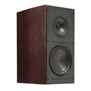 "ELAC ADANTE 6.5"" STAND MOUNT SPEAKER ROSEWOOD VENEER AS61RV"