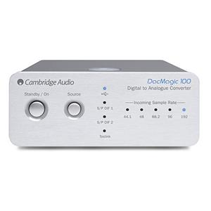 CAMBRIDGE AUDIO DACMAGIC 100 SILVER C10500