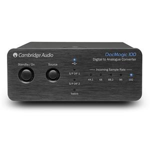 CAMBRIDGE AUDIO DACMAGIC 100 BLACK C10501