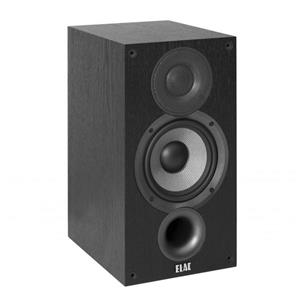 "ELAC DEBUT 2.0 5.25"" BOOKSHELF SPEAKERS BLACK DB52BK"