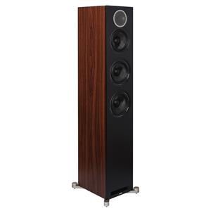 "ELAC DEBUT REFERENCE 5.25"" FLOOR STAND SPEAKER BLACK DFR52BK"