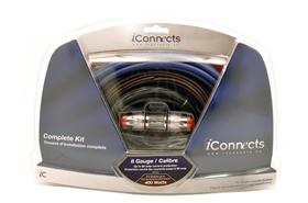 iCONNECTS 8 AWG 400W INSTALL KIT I8400K