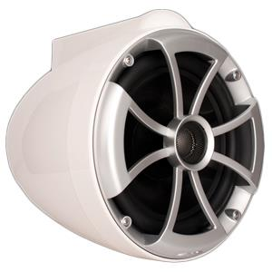 "WETSOUNDS ICON SERIES 8"" X-MOUNT TOWER SPEAKERS WHT ICON8WX"