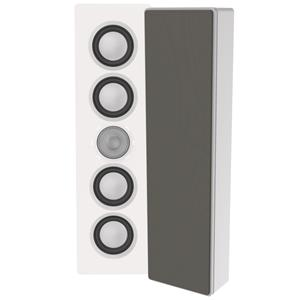"ELAC MURO DUAL ACT 4"" DUAL PAS 4"" SPEAKERS, W/ TWEETER LCR"