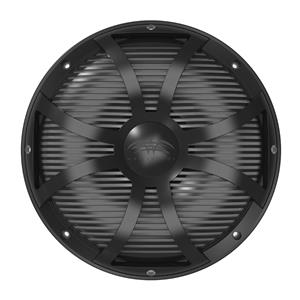 "WETSOUNDS BLACK SW CLSD GRILL FOR REVO 10""SUB REVO10SWBGRILL"