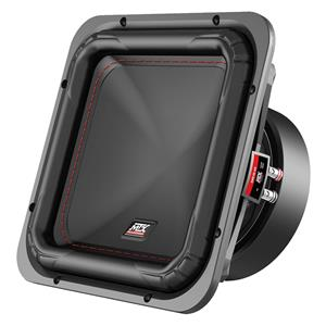 MTX 10 SQUARE 65 SERIES SUBWOOFER - DUAL 4 OHM