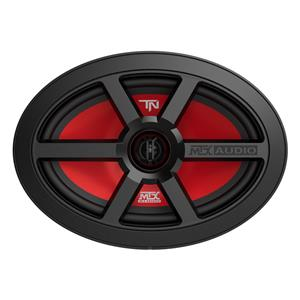 MTX TERMINATOR 6X9 2-WAY COAX SPEAKERS