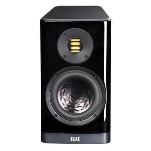 ELAC VELA BOOKSHELF SPEAKERS GLOSS BLACK VBS403GB