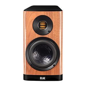 ELAC VELA BOOKSHELF SPEAKERS GLOSS WALNUT VBS403GN