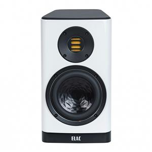 ELAC VELA BOOKSHELF SPEAKERS GLOSS WHITE VBS403GW