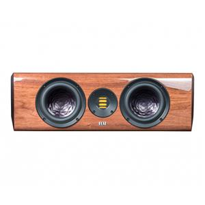 ELAC VELA CENTRE CHANNEL SPEAKER GLOSS WALNUT VCC401GN