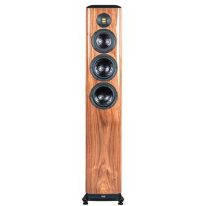 ELAC VELA FLOOR STANDING SPEAKERS GLOSS WALNUT VFS409GN